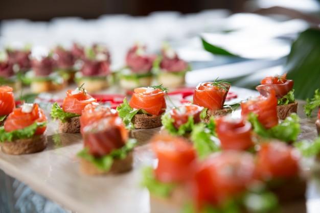Catering – cena na osebo je za nas pomemben podatek