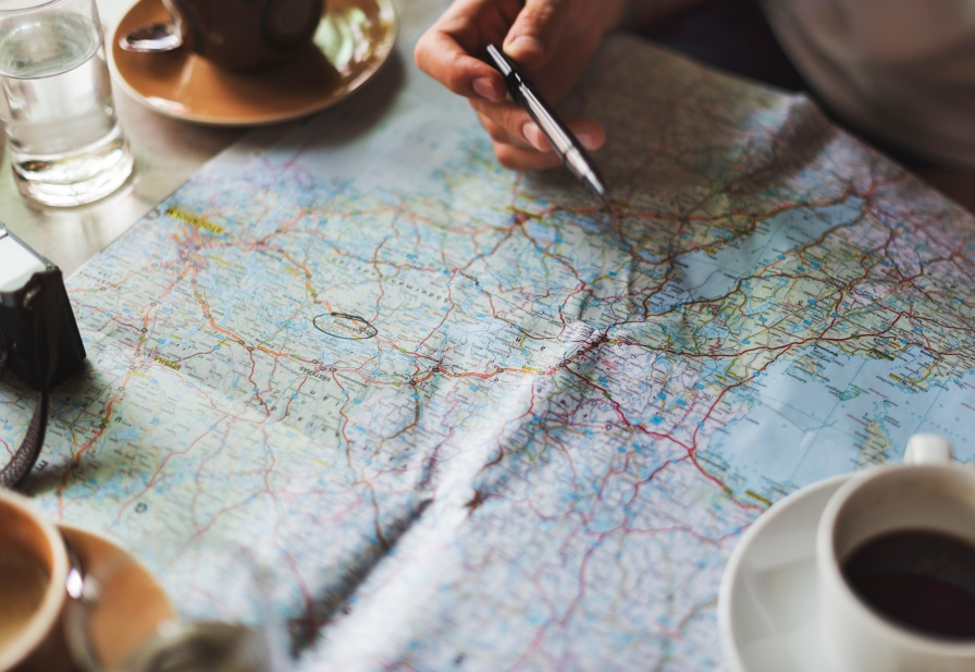 Potovanja z namenom razvedrila in oddiha