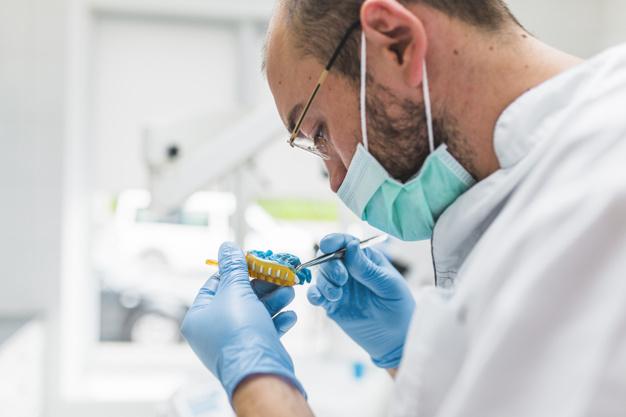 Zobna protetika za popravilo naših zob