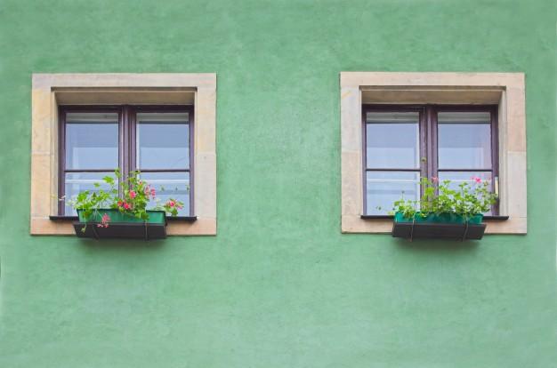 Montaža PVC oken pri nas doma