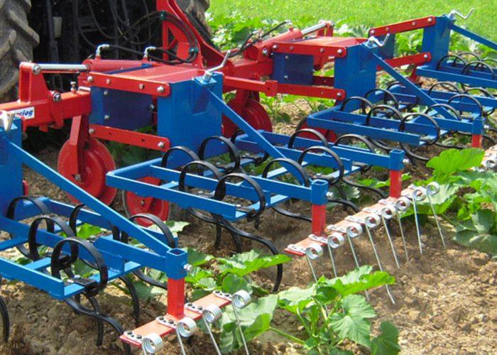 Kmetijska mehanizacija vam bo v pomoč pri obdelovanju kmetijskih površin