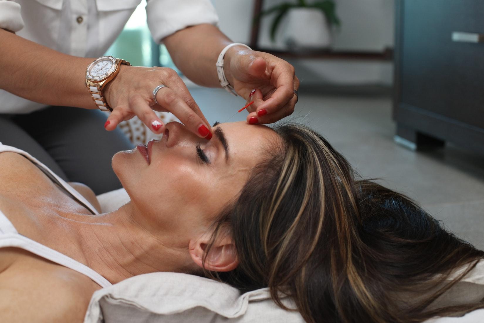 Antistresna masaža za odpravo stresa