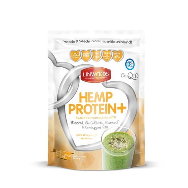 Konopljini proteini predstavljajo bogati vir beljakovin in vlaknin