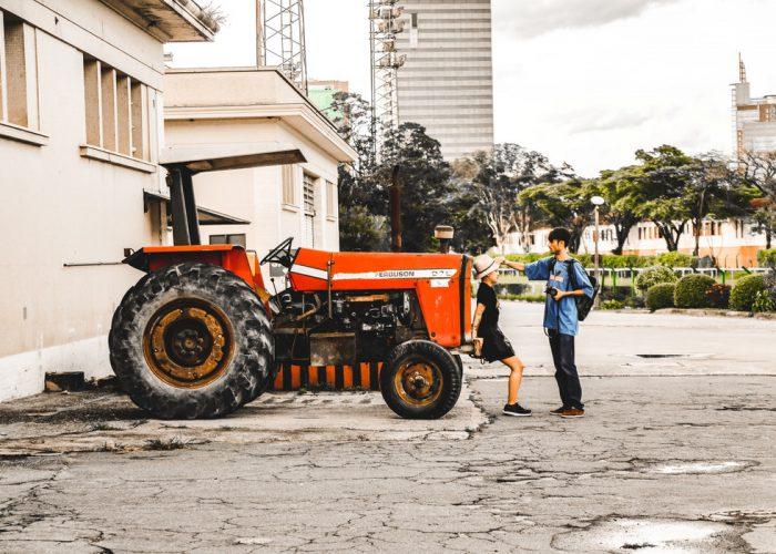 Kakovost traktorskih rezervnih delov