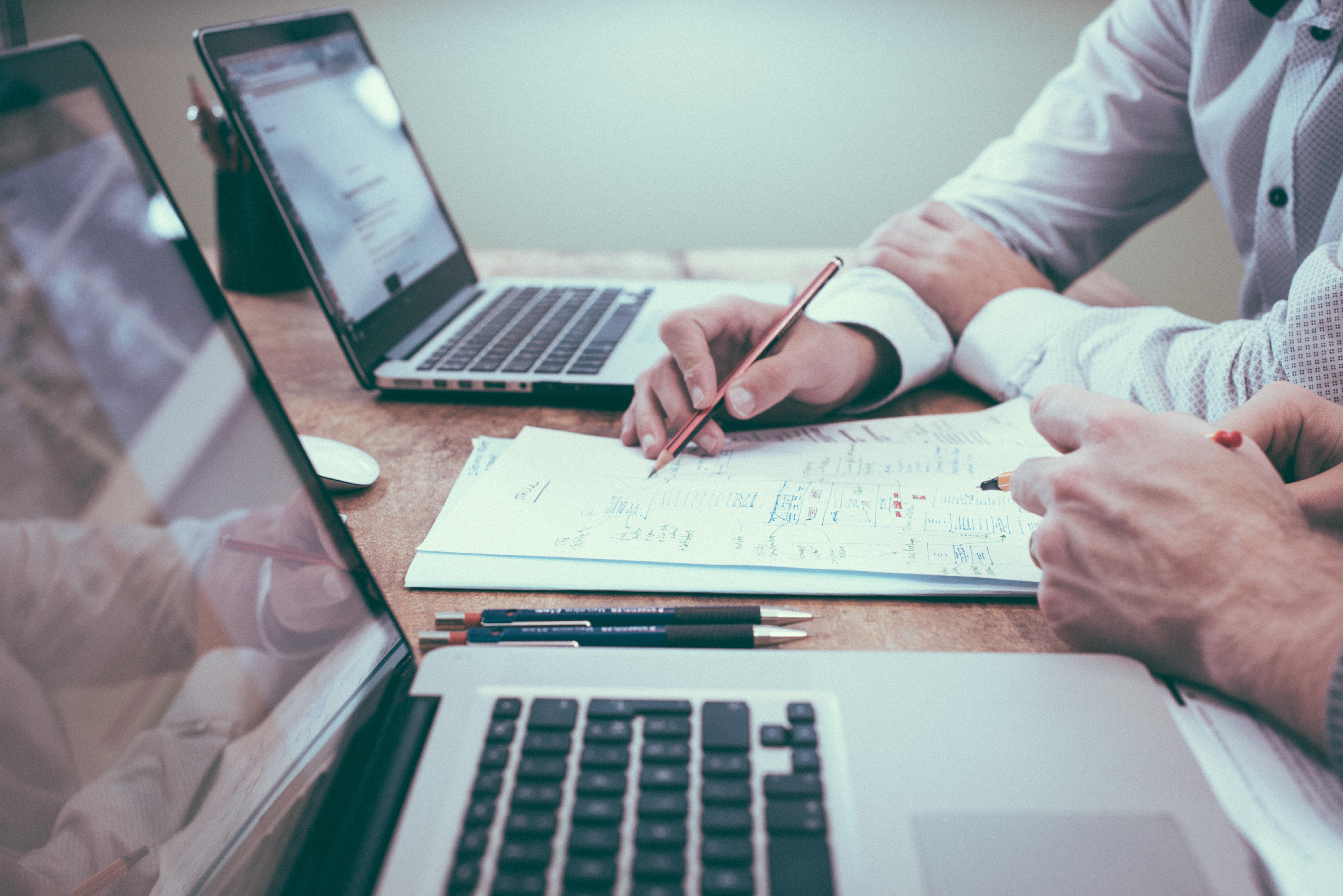 Strokovna pomoč pri vodenju podjetja