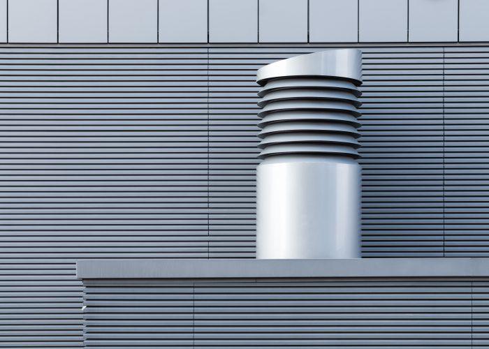Higrosenzibilno prezračevanje za večstanovanjske stavbe