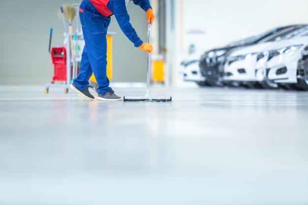 Profesionalno čiščenje doma