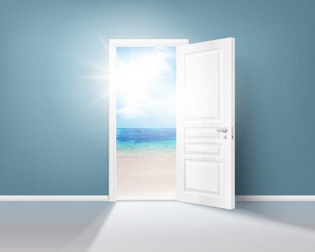 Privoščite si lesena vhodna vrata!