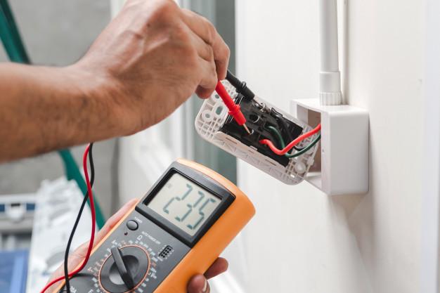 Električne meritve so potrebne zaradi varnosti