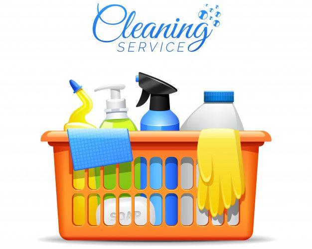 Zahtevno čiščenje, ki ga ne moremo opraviti sami