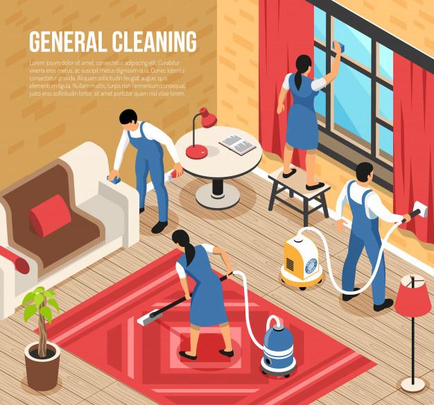 Globinsko čiščenje za prijetno bivalno okolje