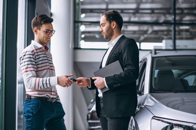 Prodaja vozil na različne načine